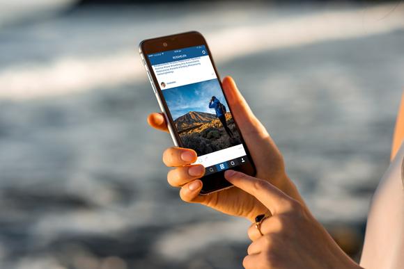 Tweak Your Photos, Upload Them To Instagram