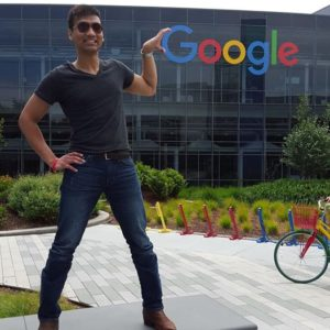 And Lo! There Was Google! – Rafi Chowdhury Takes You on a Round Up at the Google Headquarters