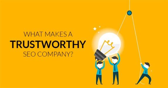Trustworthy SEO Firm
